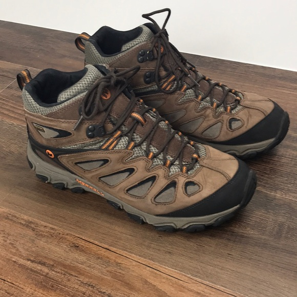 Merrell Pulsate Mid Waterproof Hiking